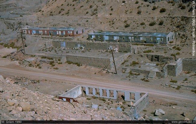 Mina Potrerillos (Región Atacama, Chile)