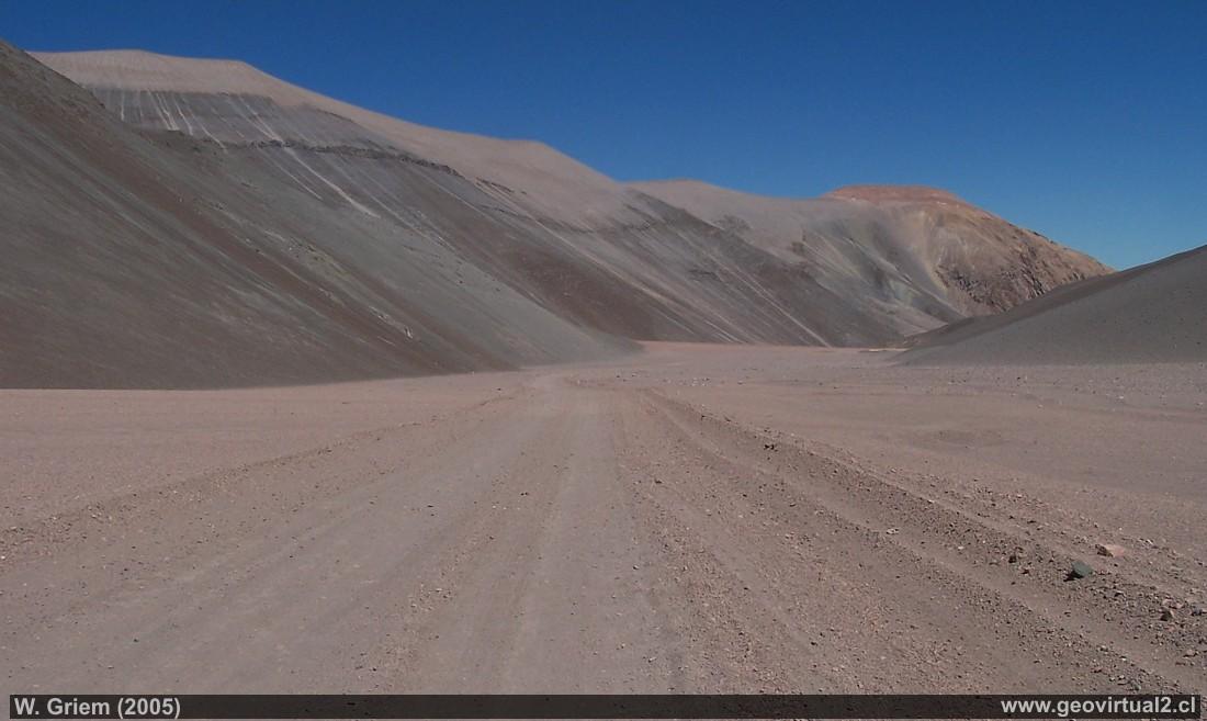 Quebrada El Hielo Regi 243 N De Atacama Chile