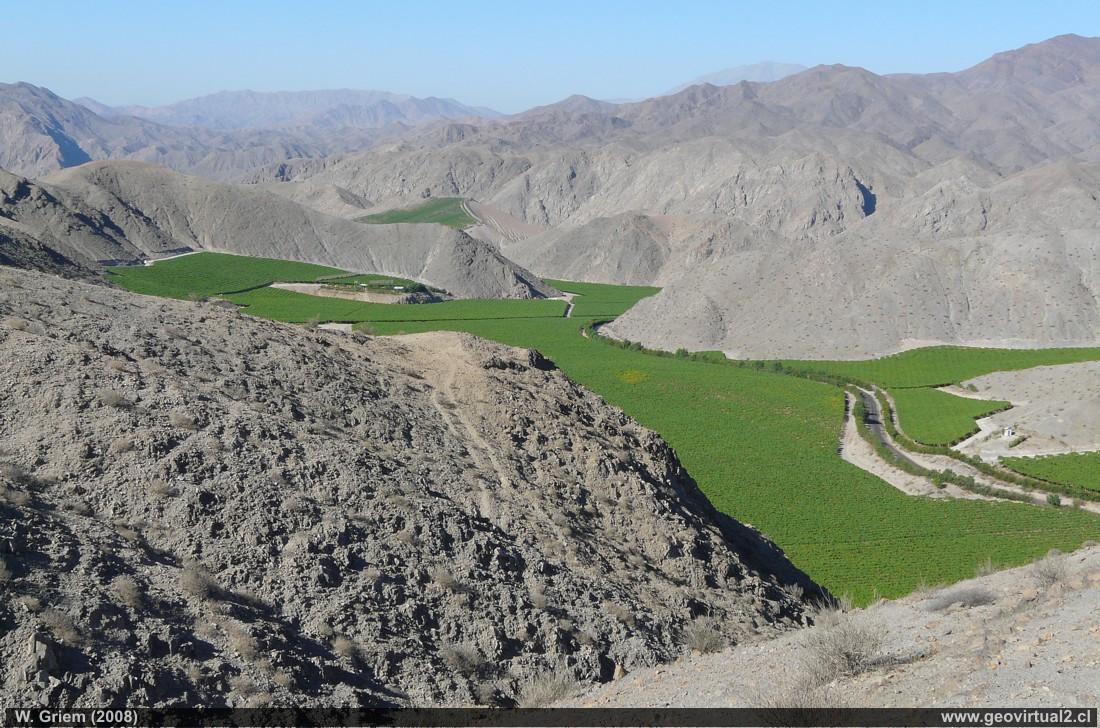 Potrero seco quebrada cinchado regi n de atacama chile for Pisos en montornes del valles