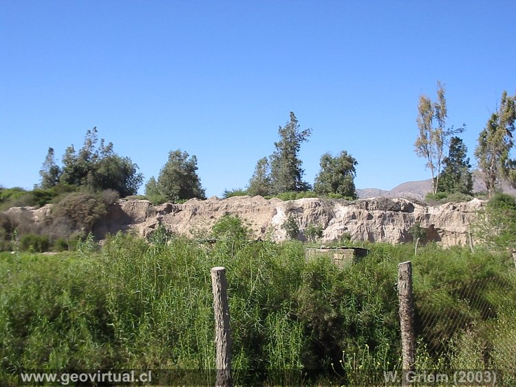 Geología Terraza Fluvial