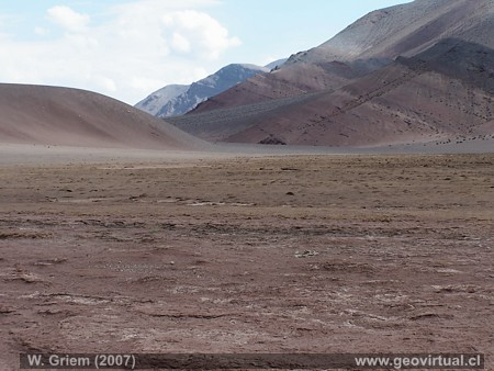 Las Vegas Cl >> Laguna Seca, Región de Atacama, Chile