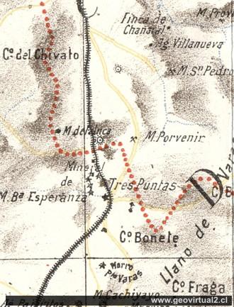 Atacama Wüste Karte.Inca De Oro In Der Atacama Wüste Seite 3